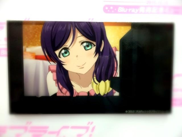 「ラブライブ!The School Idol Movie」Blu-ray発売記念ミュージアムに行ってきました