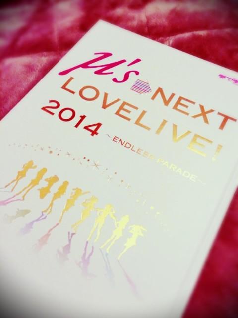 「μ's →NEXT LoveLive!2014 ~ENDLESS PARADE〜」1日目 おめでとうりっぴー!