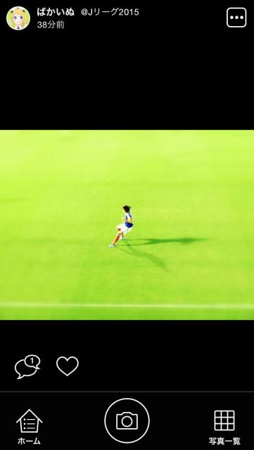 【Jリーグ】写真共有アプリ「Picsee」で全国のスタジアムや試合の写真が見たい