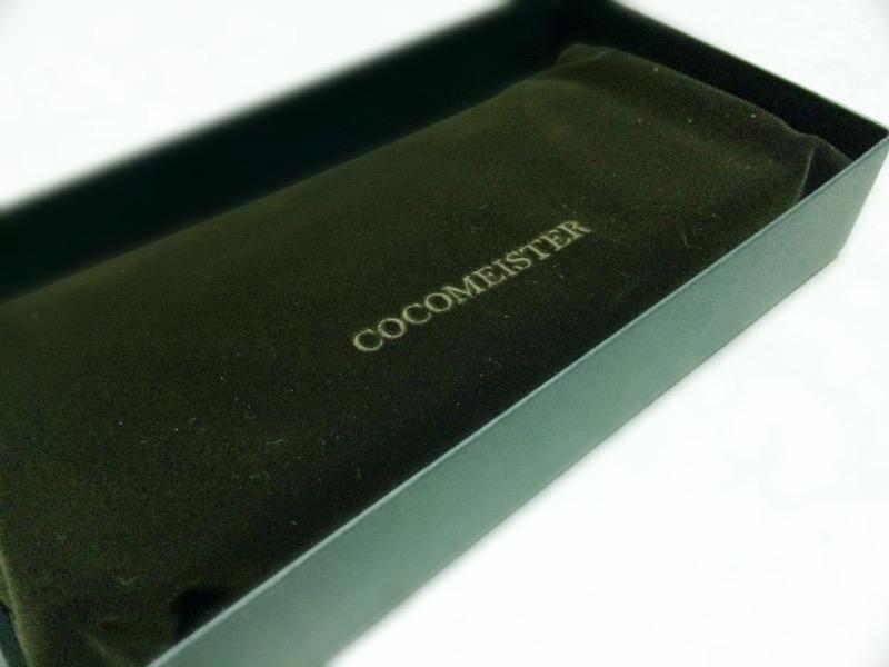 お財布をココマイスターに替えました
