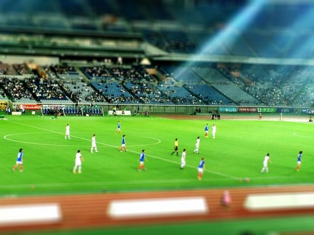 横浜F・マリノス−鹿島アントラーズを観てきました(ナビスコカップ準々決勝2ndレグ)