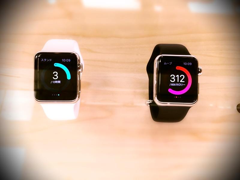 Apple Watch Editionの試着と新型Macbookの試し打ちをしてきました