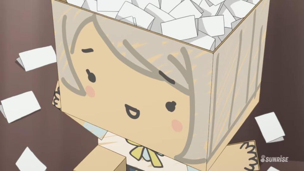 スクールアイドル好きからの投書でいっぱいになったかすみんBOX