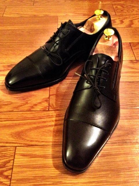 紳士靴の店員さんに革靴の基本的なお手入れを教えてもらった件